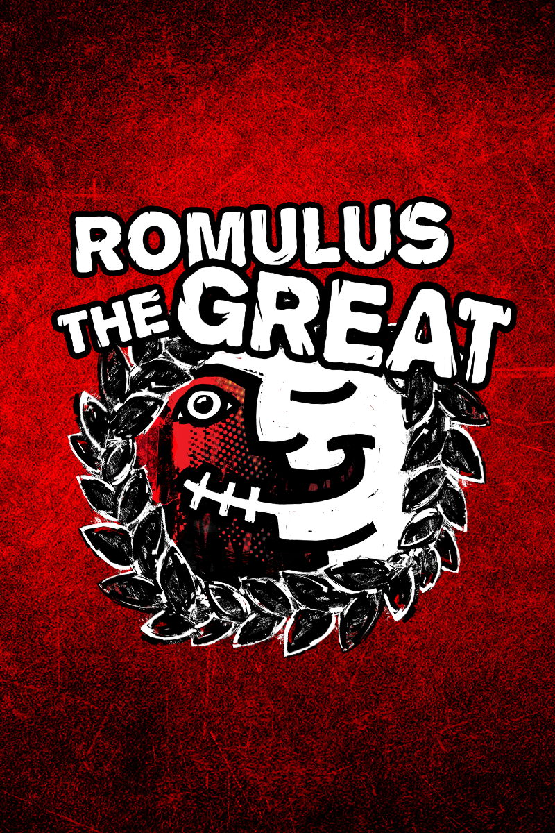 ROMULUS THE GREAT - Yangtze Repertory Theatre 2018 MainStage Productionwww.yzrep.orgWritten by Friedrich DürrenmattDirected by Chongren FanJune 7 - 23, TBG Theatre, 312 West 36th Street, 3rd Fl.Rome has betrayed its values, becoming a destructive rather than constructive force. Here enters her emperor whose sole interest is his chicken raising. What does it mean to be the leader of a country? What are the paths to make it a great nation? And what is great, really?