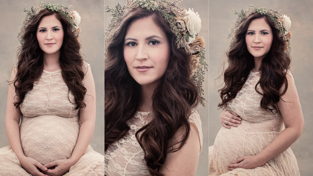 Beautiful Maternity Portraits by Emily London Miller
