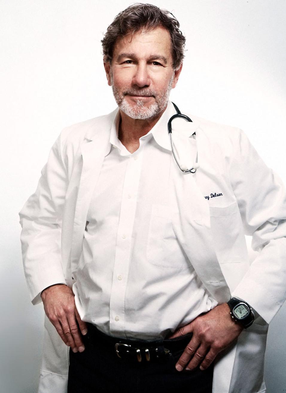 DR. JEFFREY DELSON   Healthcare Advertisement