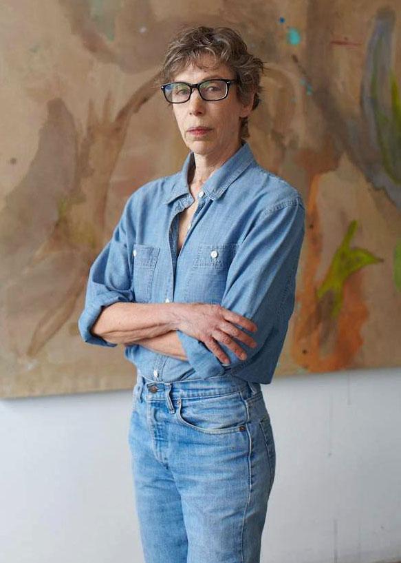 CORA COHEN   Painter