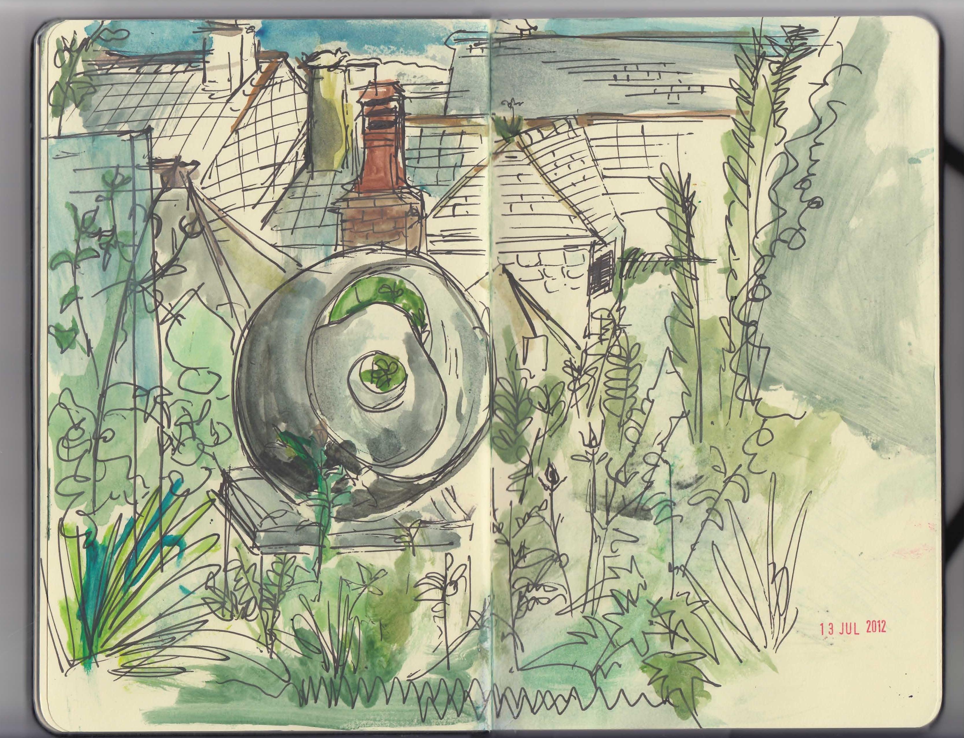 Hepworth Garden