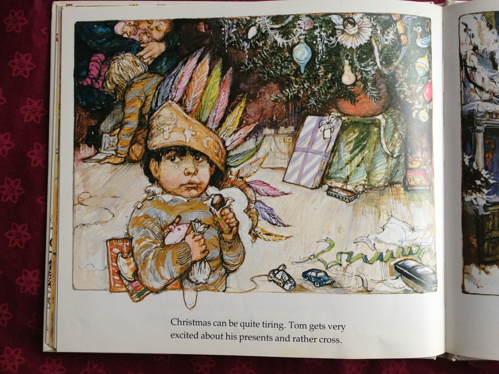 Lucy & Tom's Christmas by Shirley Hughes