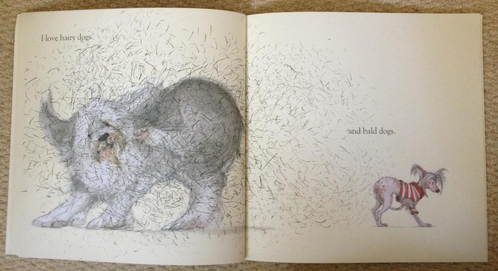 'Dogs' by Emily Gravett