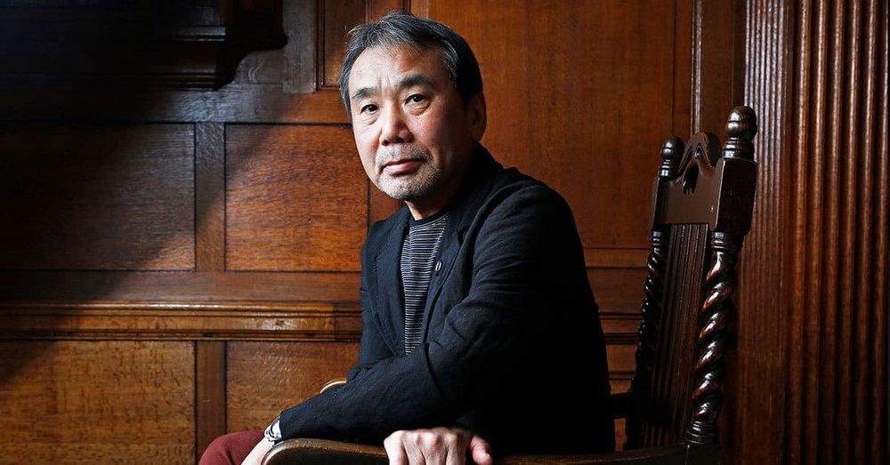 Murakami levererar igen. Fotograf: Murdos