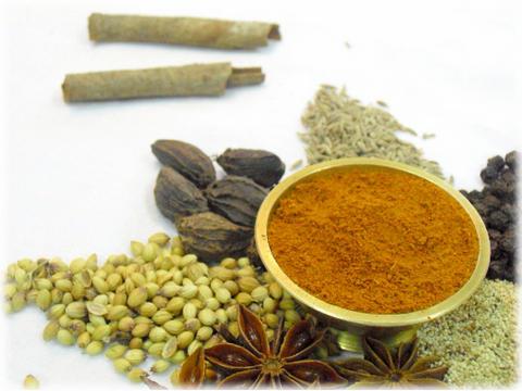 Garam Masala  ( गरम  मसाला )