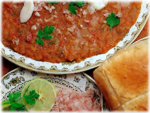 Pav Bhaji Masala ( पाव-भाजी )