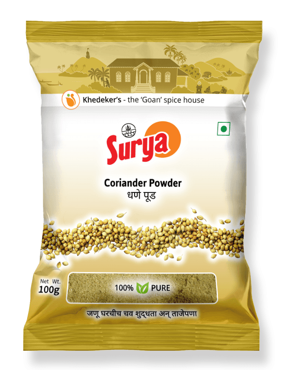 Coriander Powder Pack 100 g