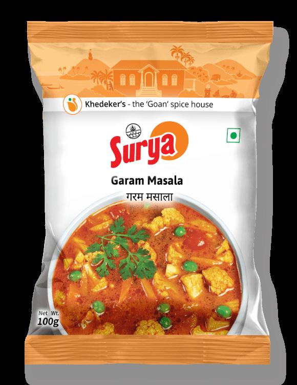 Garam Masala Pack 100 g