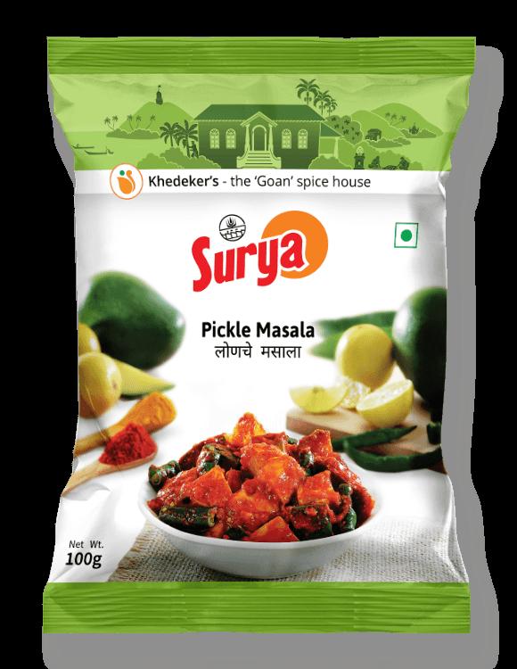Pickle Masala Pack 100 g