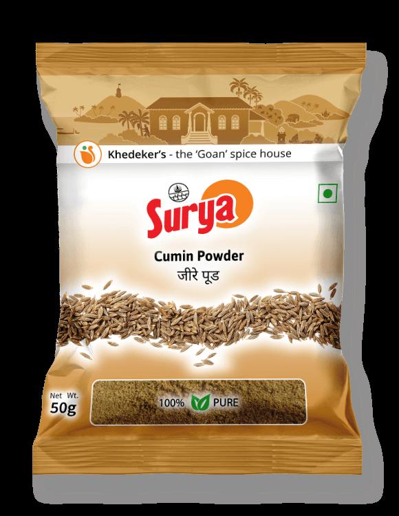 Cumin Powder Pack 50g