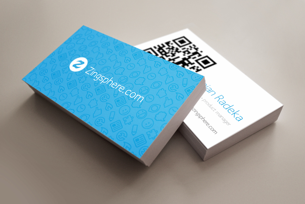 Zingsphere Business Card