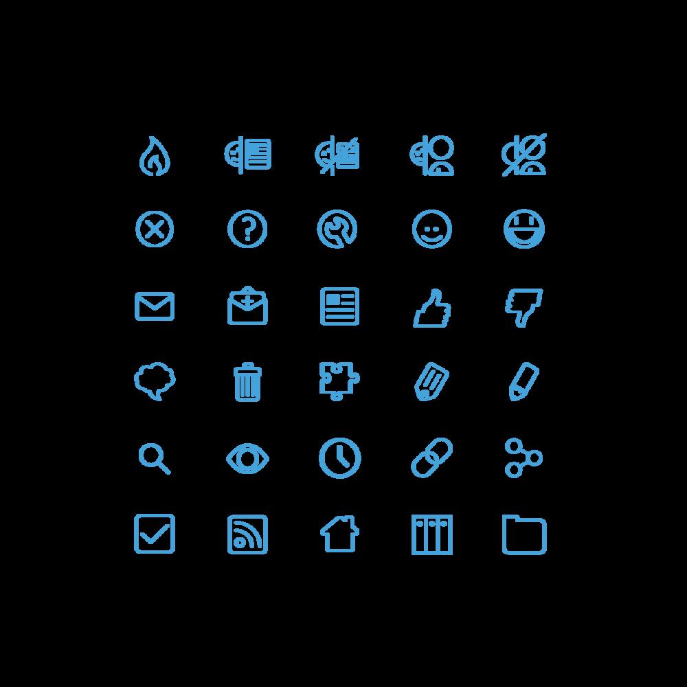 Zingsphere Icon Set