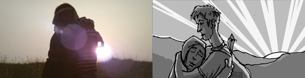 The Withering Film/Storyboard Comparison