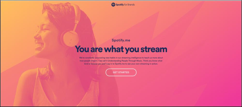 Spotify.me