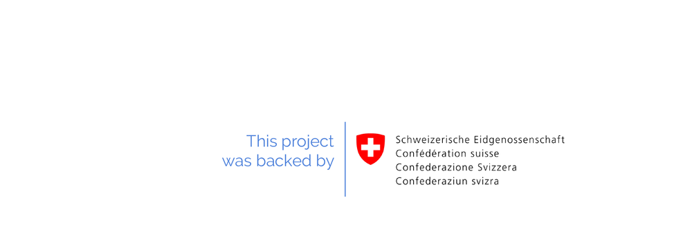 VEEDA-project by Schweizerishe Eidgenossenchaft