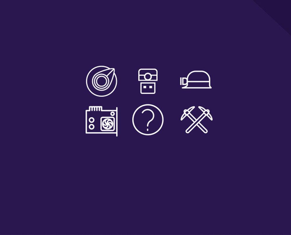 eCrypton icons