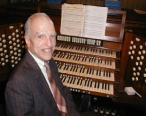 Organist/Pianist - Richard Miller