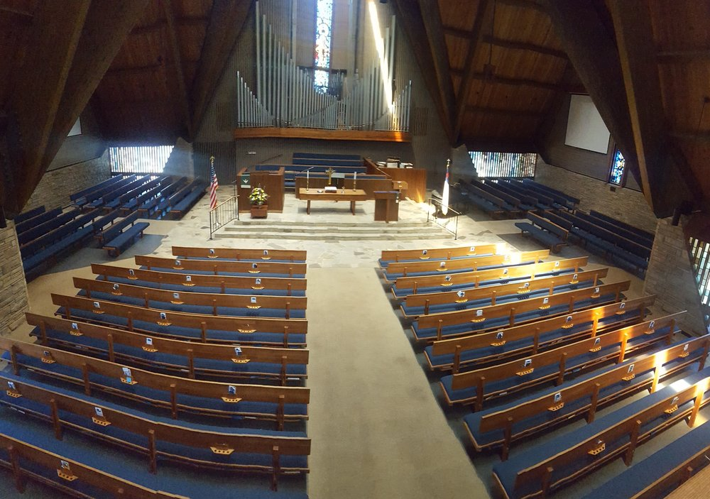 Sanctuary Seating