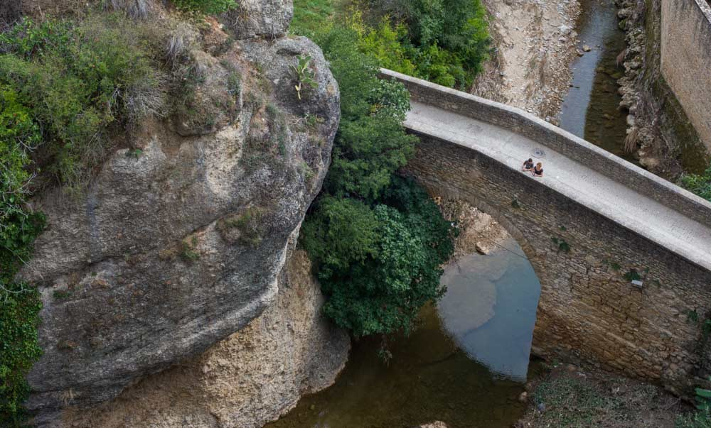 The Arab Bridge - Ronda