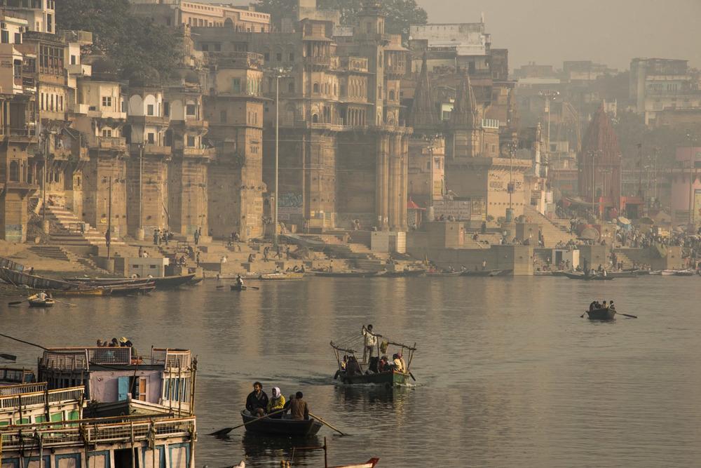 Holy Varanasi