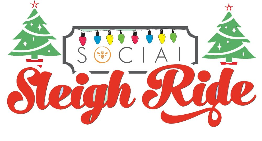 SOLD OUT    Join us Tuesday December 13, 2016 at 6:00pm    SOCIAL SLEIGH RIDE   Take a ride with Social to view the lights in Greenbriar!    The evening starts at Social at 6:00pm with Egg Nog & appetizers.   The trolley will leave Social at 6:30pm to view the lights in Greenbriar and then head to Cajun Brewing for a tour, a craft beer and more appetizers. The trolley will return to Social at 8:30pm.     Tickets: $50 per person