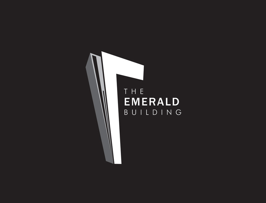 The Emerald Building logo