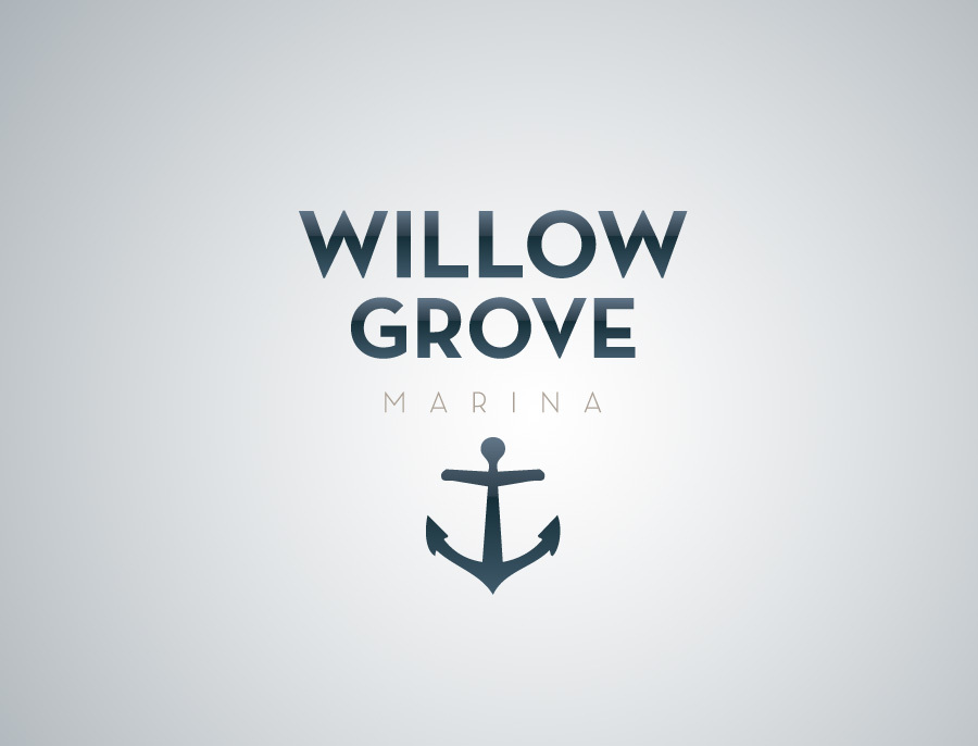 Willow Grove Marina logo