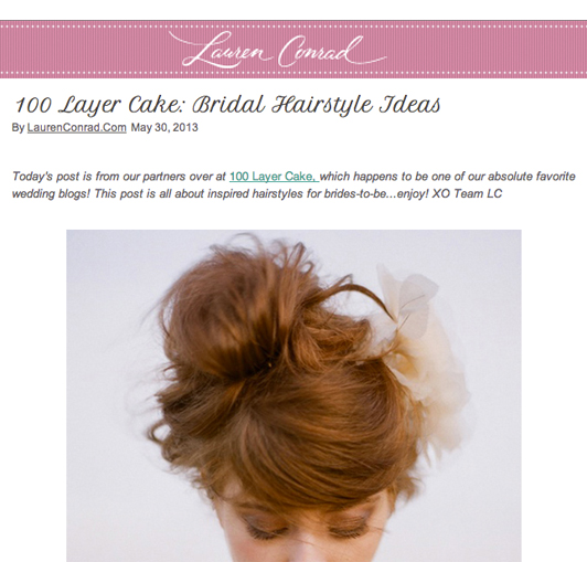 100layercake and lauren conrad hushed commotion.jpg