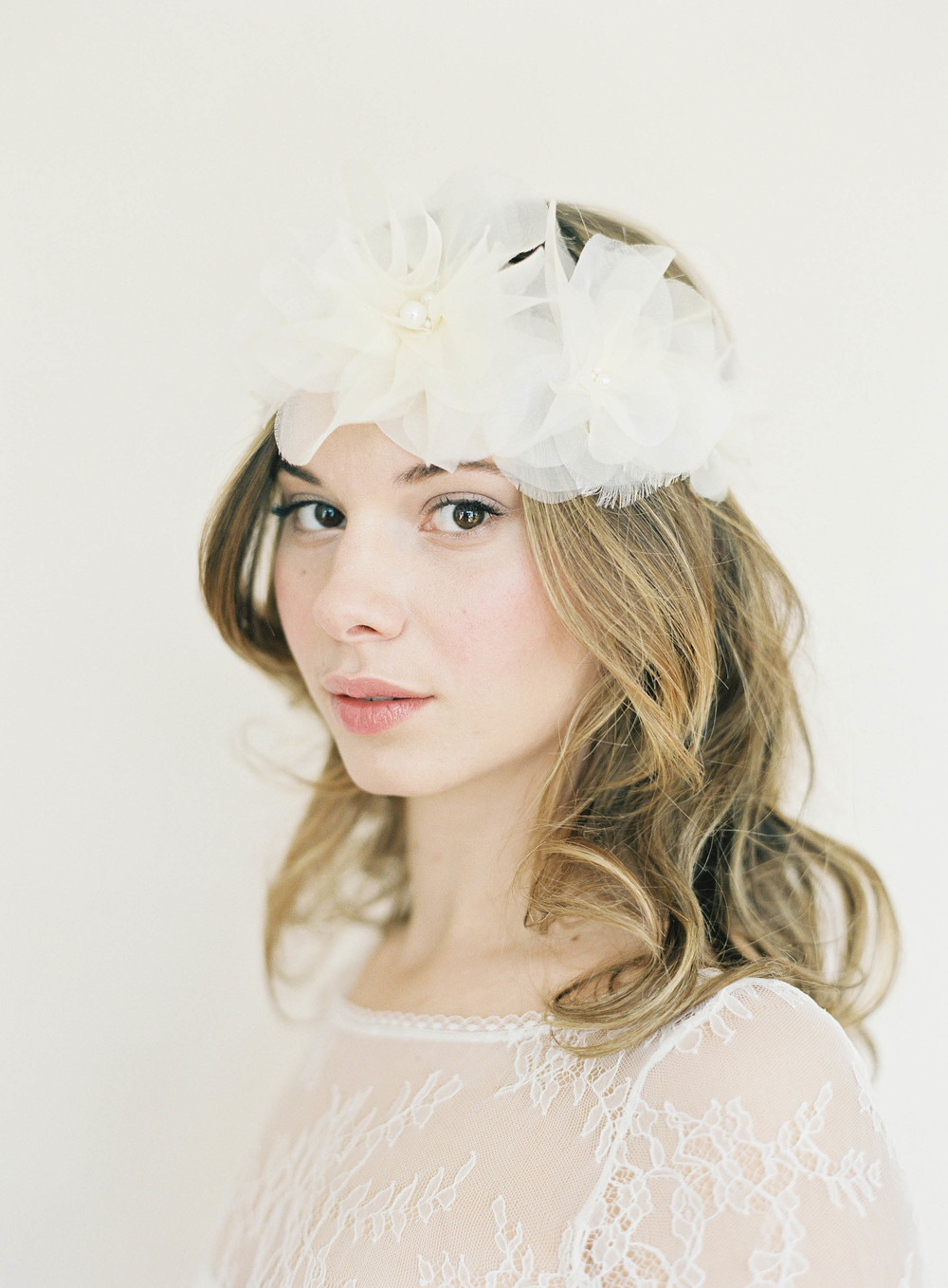 Esme Flower Crown Welcome To Hushed Commotion