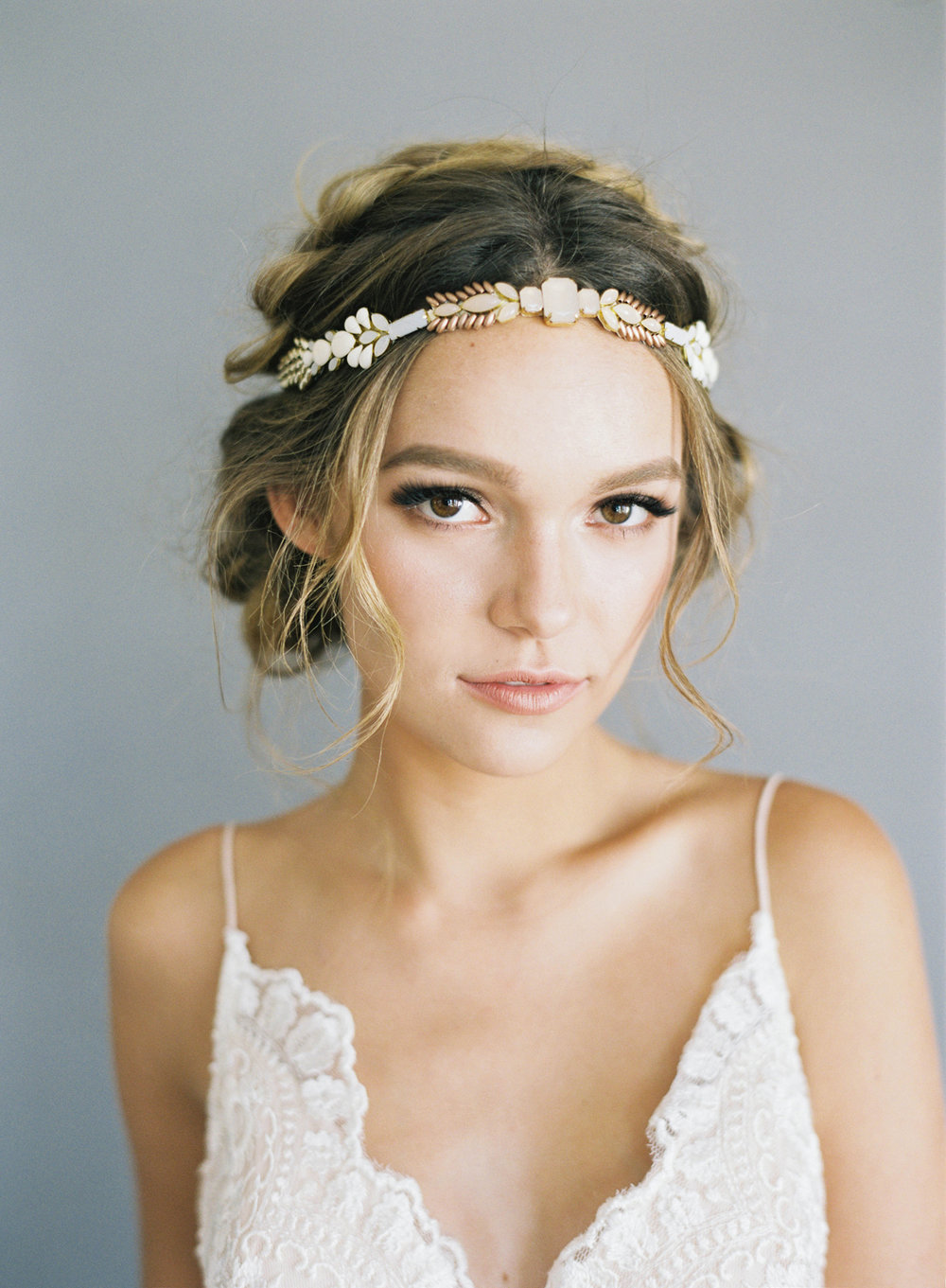 Hushed Commotion, Jen Huang, Piper blush beaded head piece.jpg
