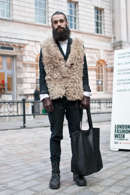 A Touch of Fur - London