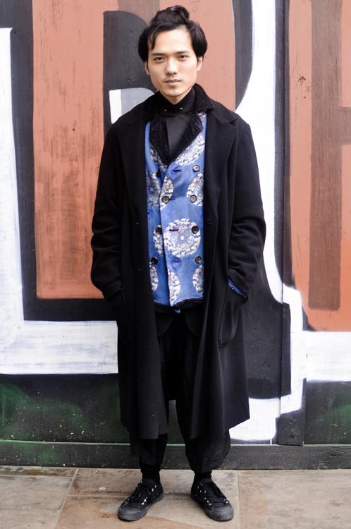 Oriental Gentleman - London