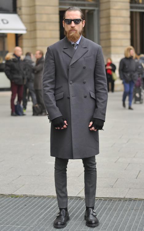 Sharp Tailoring - Paris