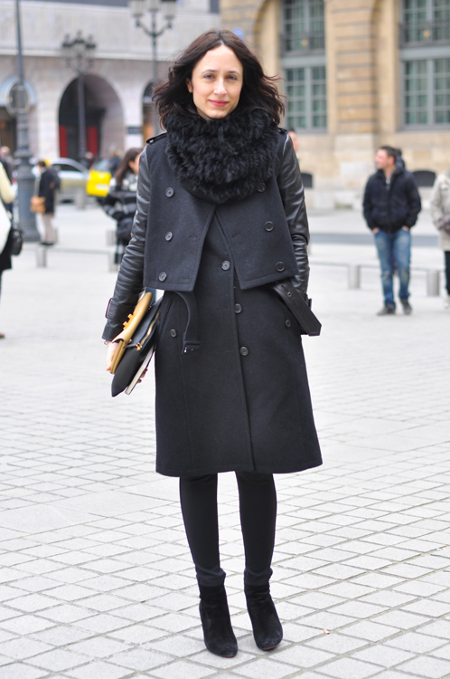 Luxe Layering - Paris
