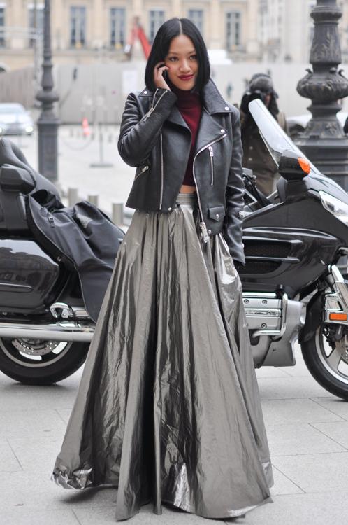 Biker Chic - Paris