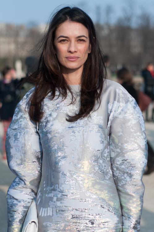 Icy Textures - Paris