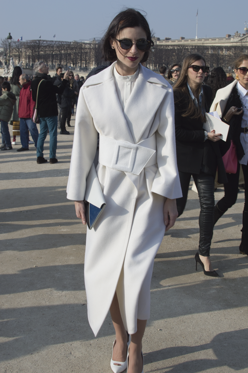 White Minimalist - Paris