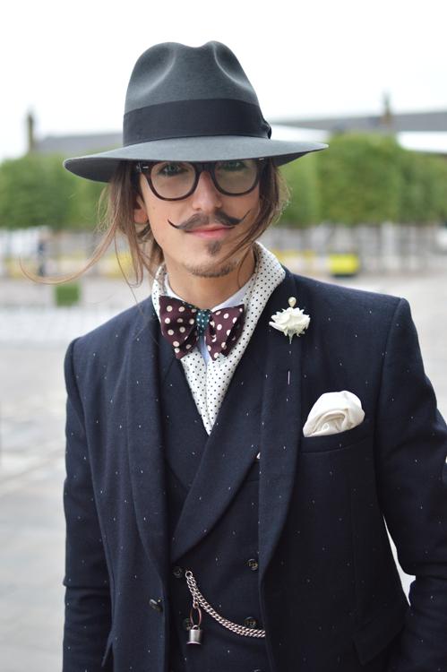Tapered Gentleman - London