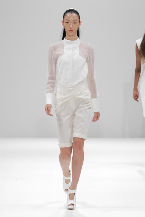 Eugene Lin Spring/Summer 2014