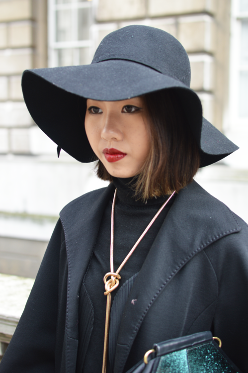 Street Style LFW SS14 'Mystical Layers' (Fashion Student - Lin Jing Peng) - Close Up.png