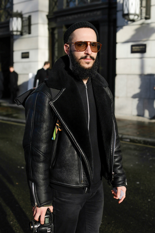Street Style LCM AW14 'Waterproof Forecaster' (Photographer - Antonio Giacometti) - 01.jpg