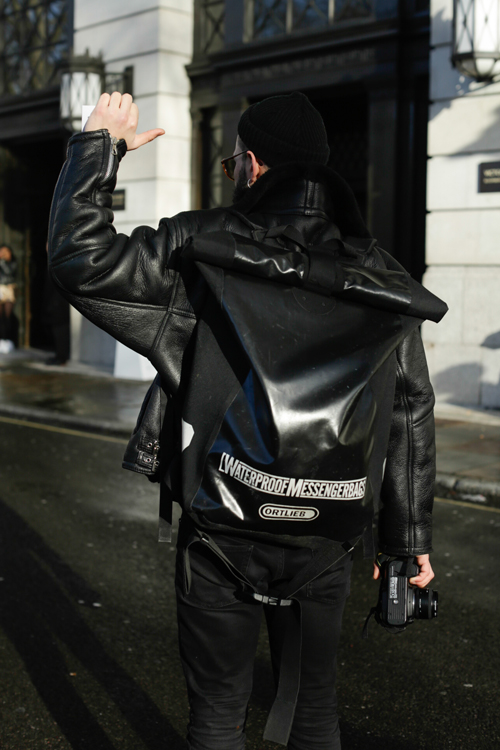 Street Style LCM AW14 'Waterproof Forecaster' (Photographer - Antonio Giacometti) - 02.jpg