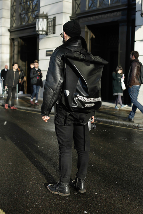 Street Style LCM AW14 'Waterproof Forecaster' (Photographer - Antonio Giacometti) - 04.jpg