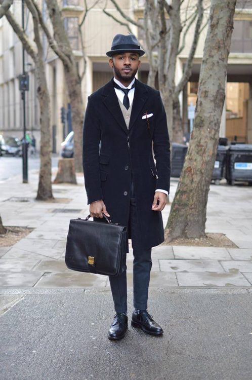 Street Style LCM AW14 'Flyy Guy' (Fashion Blogger - Martell Campbell) - 02.jpg
