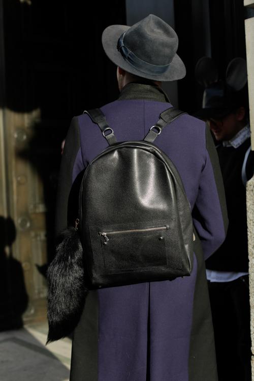 Street Style LCM AW14 'Sharp Casual' (Menswear Designer - Steve J Corcoran) - 02.jpg