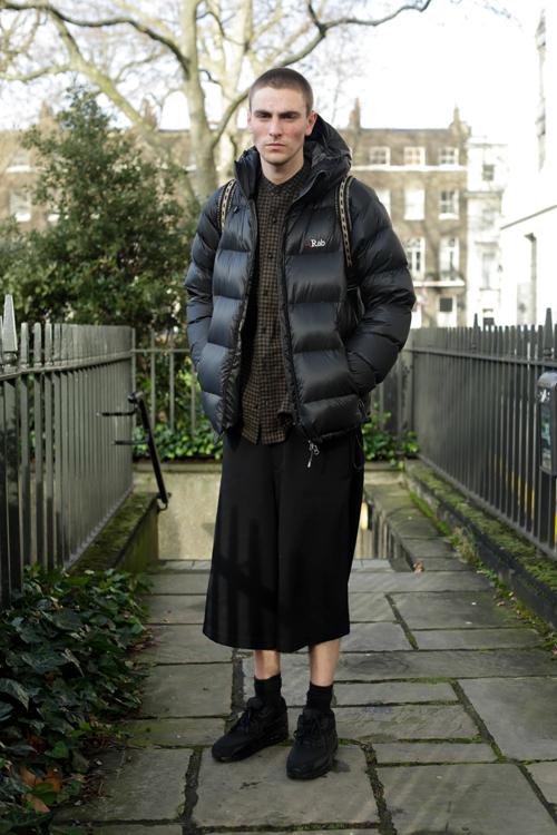 Street Style LCM AW14 'Puffed Boy' (LN-CC Stylist - Joshua Brinksman) - 03.jpg