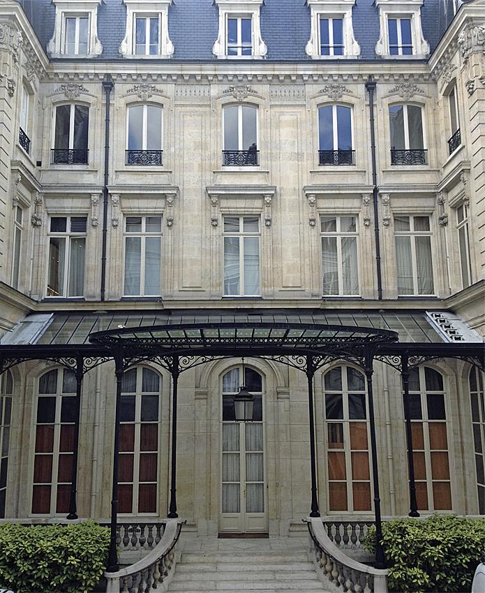 28 de la Rue du Faubourg Saint Honoré Paris