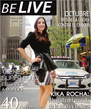 Revista BeLive, Mexico