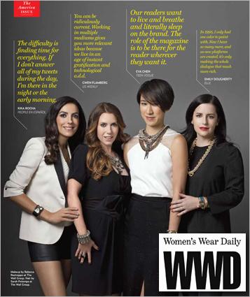 Women's Wear Daily (WWD, Nueva York)