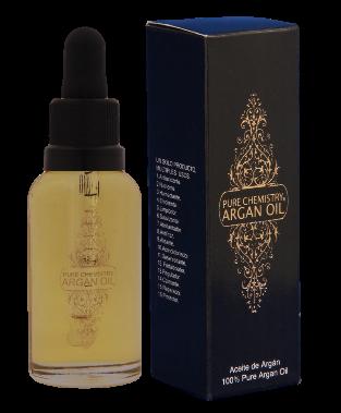 Pure Chemistry Argan Oil   Gotero